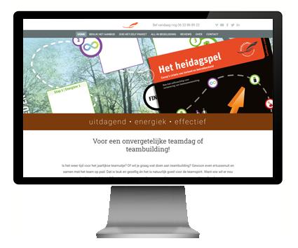 Betaalbare Webdesigner & Grafisch vormgever Graphic Fish Friesland