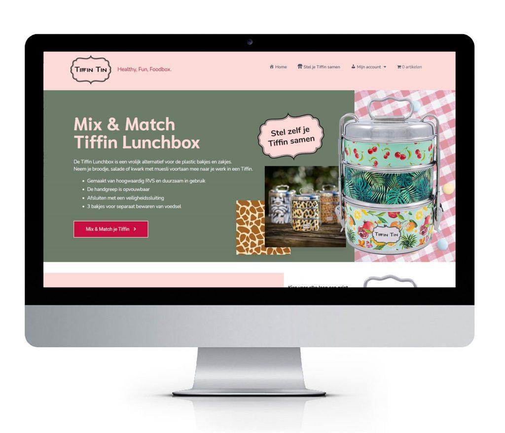 Tiffin Lunchbox Mix en Match webshop