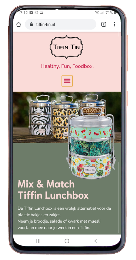 mix en match tiffin lunchbox